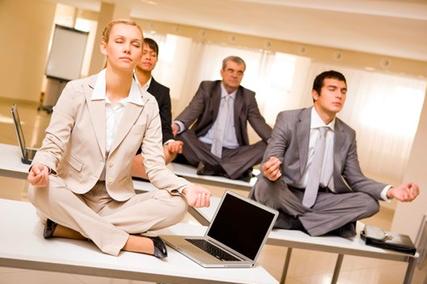 Reach Yoga Wellness at Work
